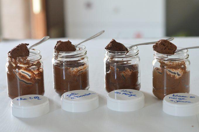 meilleure recette de mousse au chocolat