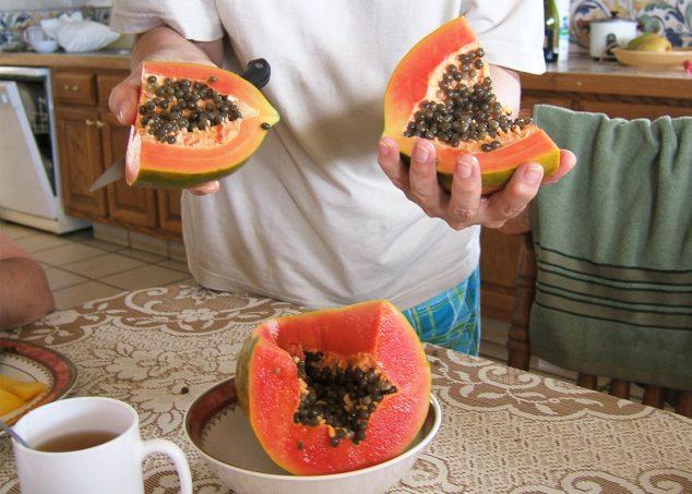 papaye seychelles