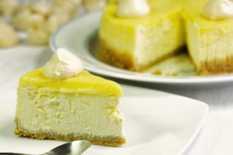 cheesecake citron sans gluten