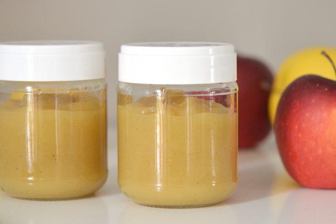 compote pommes maison sans gluten recette